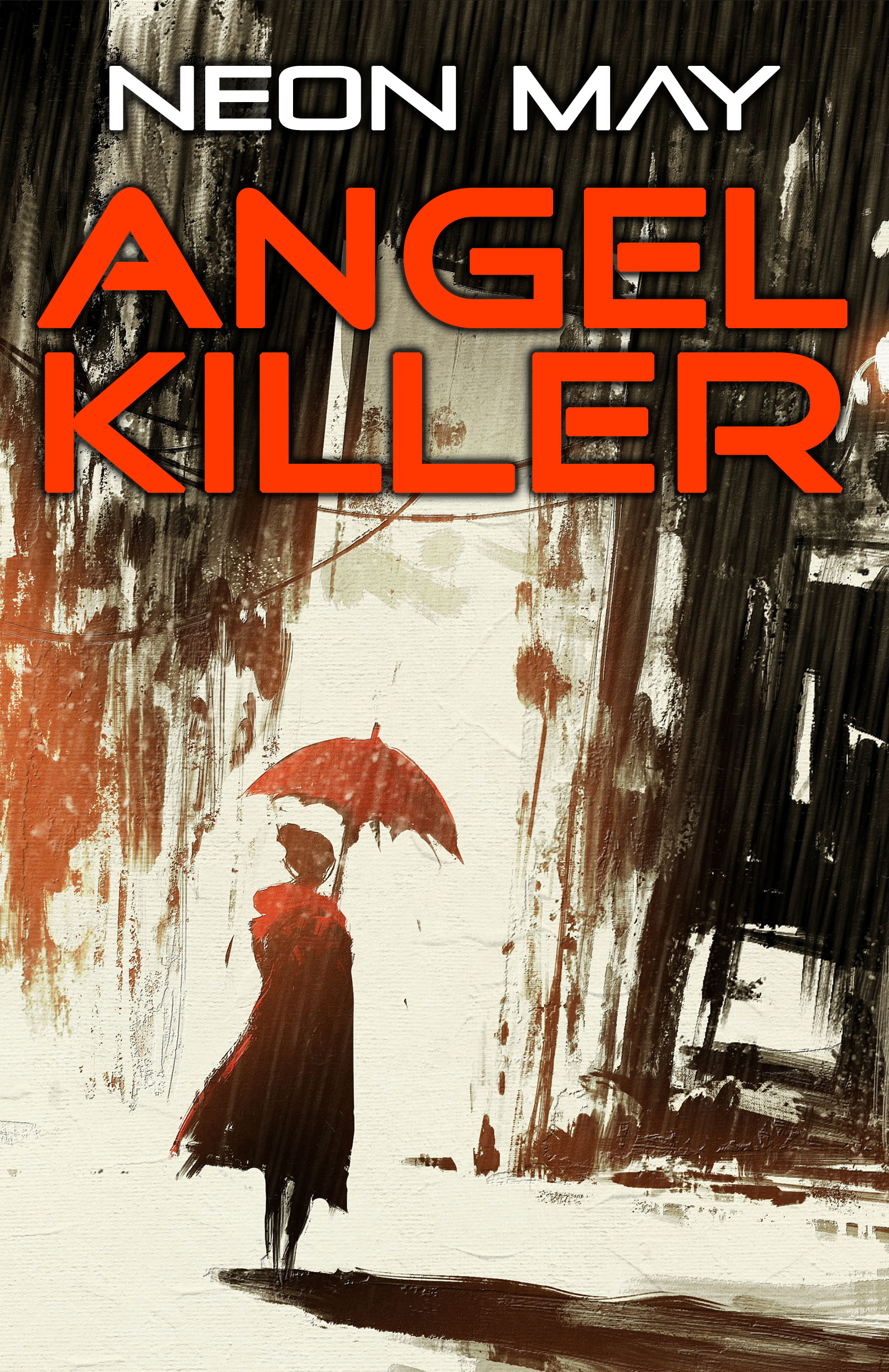 Buy Angel Killer on Amazon